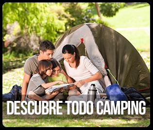 descubre todo camping