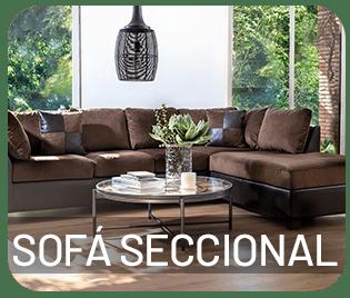 sofá seccional