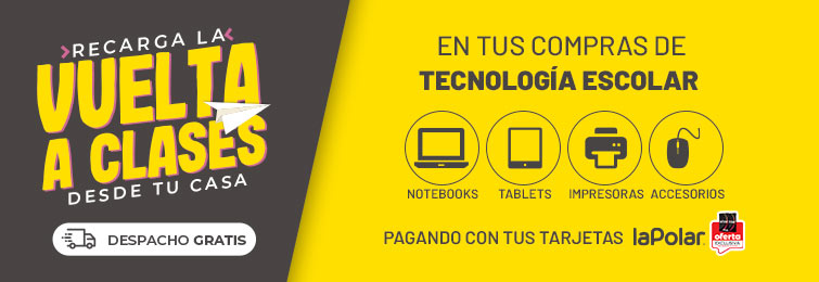 despacho gratis en tecnología escolar