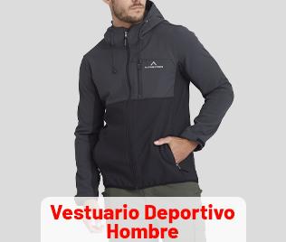 Vestuario Deportivo Hombre