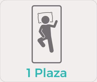 1 plaza