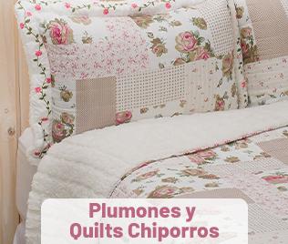Plumones y Quilts