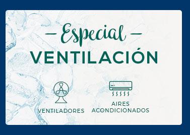 Especial Ventilación