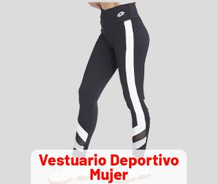 Vestuario Deportivo Mujer